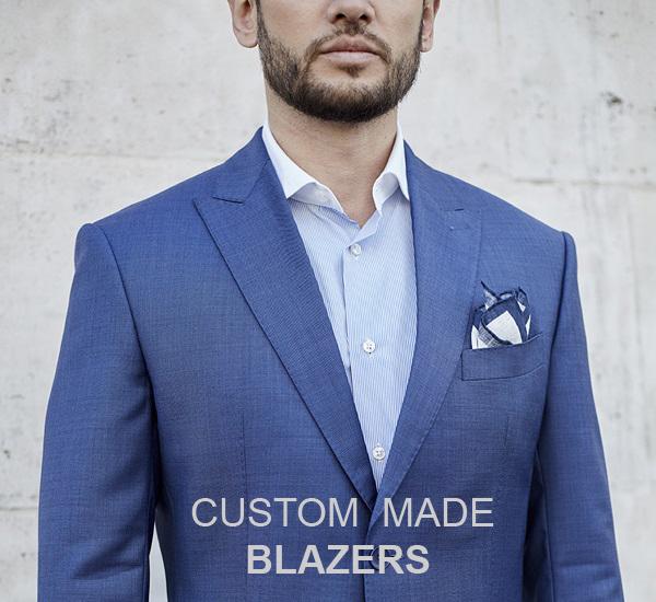 Blazer-shopping