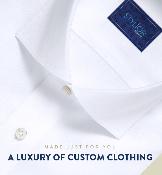 Custom Made Shirts Online