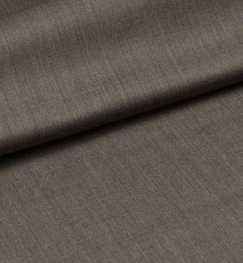 Creative Brain Olive Woollen Blended Trouser