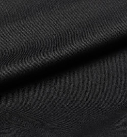 For Everyman Charcoal Black Woollen Blend Trouser