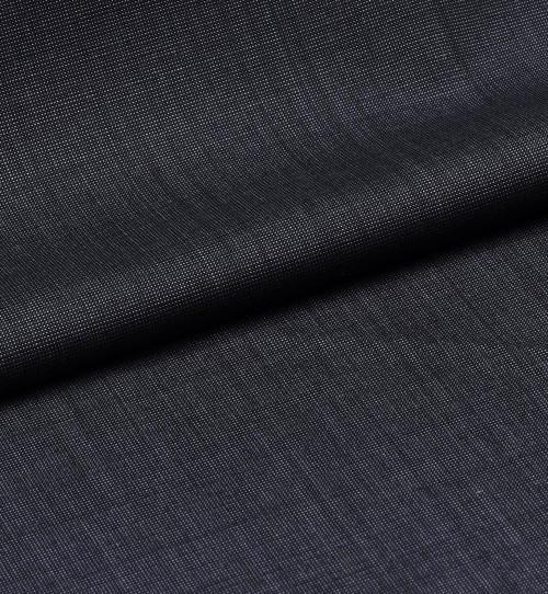 Strictly Stylior Midnight Blue Woollen Trouser