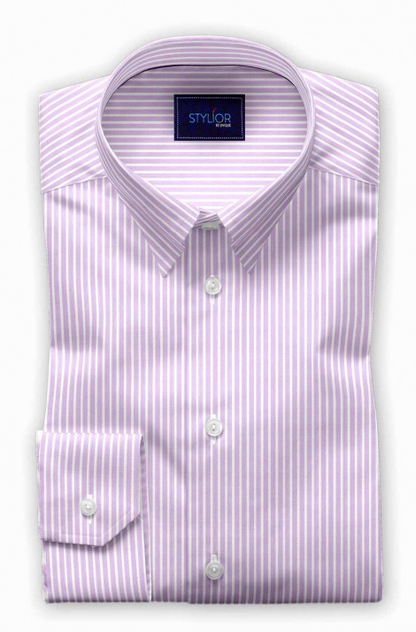 Prague Pink Stripe Shirt