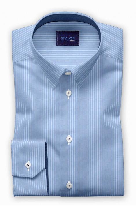 Warsaw Blue Stripe Shirt