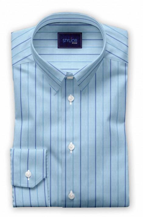 Befast Blue Stripe Shirt