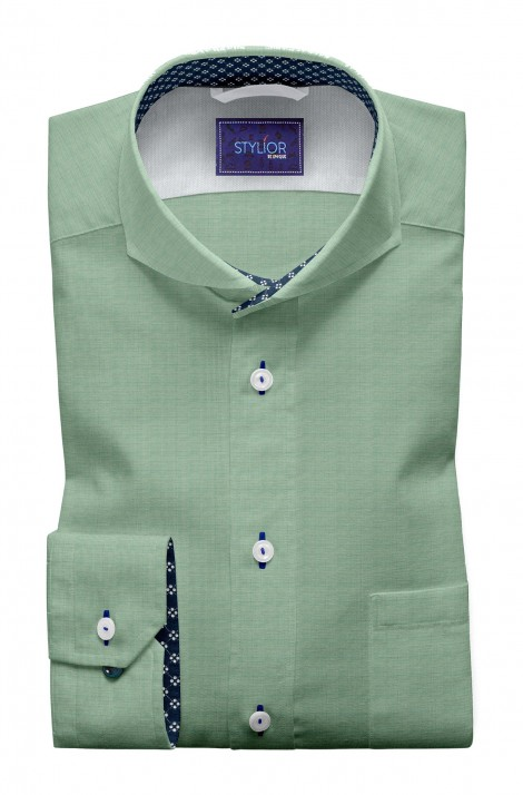 Crazy Pista Green Shirt