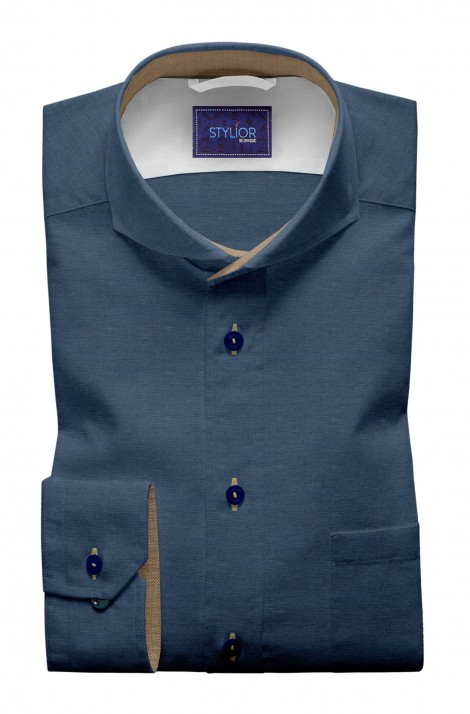 Pick - N -Pick Medium Blue Shirt